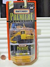 1998 Matchbox Premiere Construction Collection #5 Material Handler New on Card