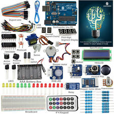 SunFounder Starter Learning Kit for Arduino, Beginner from Knowing to Utilizing