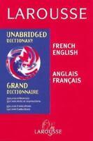 Larousse French-English English-French Dictionary by Larousse