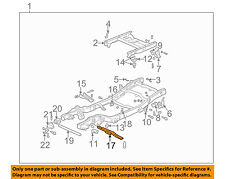 GM OEM FRAME-Transmission Cross Member 15040432