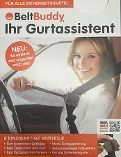 BeltBuddy Ihr Gurtassistent für alle Sicherheitsgurte 100% Made in Deutschland