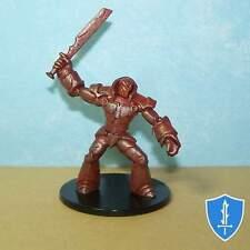 Iron Golem - Monster Menagerie 2 #28 D&D Miniature