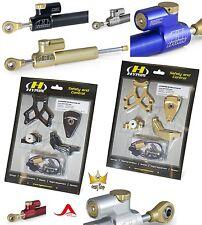 HYPERPRO CSC KAWASAKI Z1000 / ABS 03-09 2003-2009 Lenkungsdämpfer Set mit ABE