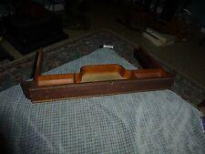 Antique SINGER Wood Sewing Machine Center Drawer SWAG CATCHER !