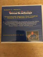 Robert C Miner's Dynamic Trading Workshop 6 Discs 2005