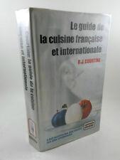 Courtine Le guide de la cuisine française & internationale gastronomie recettes