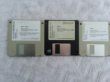 """Microsoft MS-Dos 6.22 upgrade on 3.5"""". Disks only. Requires prior DOS version."""