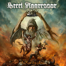 STEEL AGGRESSOR - A Rival of the Fittest (NEW*US POWER/SPEED METAL*ICED EARTH)