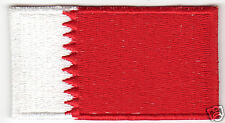 BAHRAIN Flag Country Patch