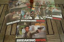 Breaking News policier Honk Kong , 2005  6 photos d'exploitation