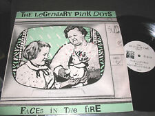 LEGENDARY PINK DOTS Faces In The Fire lp '84 edward ka-spel nm rare synth