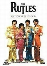 THE RUTLES All You Need Is Cash DVD BRAND NEW PAL Region All