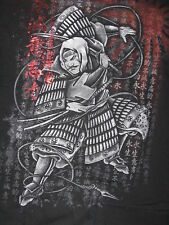 """""""Samurai � T-Shirt – Great Graphics Front and Back(M)"""