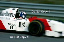David Coulthard McLaren MP4/11B Portugal Grand Prix 1996 Photograph