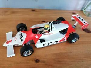 Ayrton Senna Ralt Toyota RT3 Macau tobacco ver 1983 1:18 by Minichamps