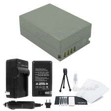 NB-7L Battery + Charger + BONUS for Canon PowerShot G10 G11 G12 SX30 IS