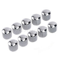 10pcs ProLine Metal Dome Control Speed Knob for Electric Guitar Tele Knobs Parts
