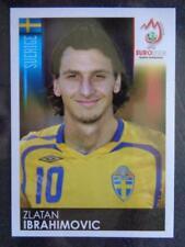 Panini Euro 2008 - Zlatan Ibrahimovic Sverige #406