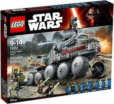 LEGO Star Wars Clone Turbo Tank 75151 - NEW SEALED - NEU - NEUF - BNIB