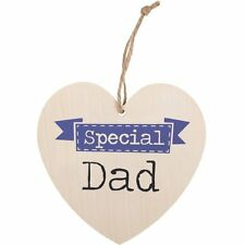 Spécial Papa Plaque En Forme De Coeur Idéal Pour Fête Des Pères