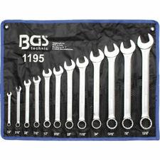 """BGS 1195 1/4""""-15/16"""" Set de 12 Llaves Combinadas"""