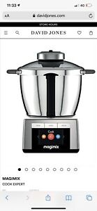 Magimix Cook Expert - Silver Like New