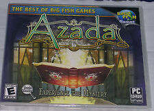 Azada Ancient Magic PC CD Game by AcTiVision * New Ship Free