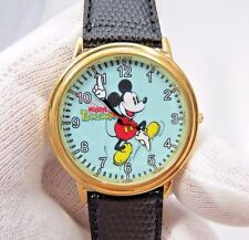 MICKEY MOUSE,Disneyland Toontown Grand Opening LE,1 of 2750, Men's/Kid WATCH 291