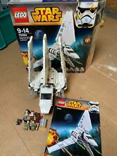 LEGO 75094 StarWars Imperial Shuttle Tydirium inkl. Figuren, OVP, Beschreibung