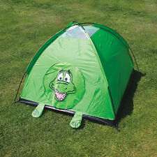 KIDS GARDEN TENT CAMPING BEACH SHELTER MARQUEE CAMP CROCODILE