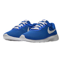 Nike Kid's Tanjun Game Royal White GS Boys Sneakers AR9864-400 Shoes Size 4.5Y