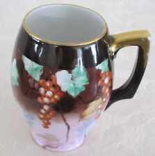 Antique AUSTRIAN Hand Painted TANKARD Mug - VIENNA Austria