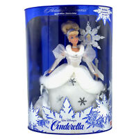 Vtg 1996 Disney Holiday Princess Cinderella Doll #16090 NRFB MIB Mattel