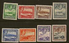 ANTIGUA :1938 GVI  definitives 2/6d  brown-purple   SG106 mint
