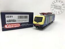 "VITRAINS 2231 locomotiva elettrica E464 003 ""Leonardo Express"" TRENITALIA"