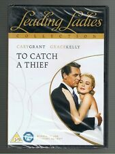 TO CATCH A THIEF - CARY GRANT & GRACE KELLY (NEW & SEALED) DVD