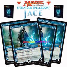 MTG 4 X Jace Beleren - SIGNATURE SPELLBOOK JACE BELEREN - ENGLISH Limited Ed.