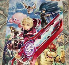 Club Nintendo Super Smash Bros 3DS / Wii U Poster Set Poster Kirby Shulk