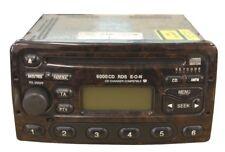 FORD WALNUT 6000 RDS EON CD PLAYER RADIO MONDEO COUGAR PUMA FIESTA FOCUS + CODE