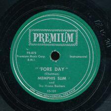 78tk-Blues-PREMIUM 878-Memphis Slim & his House Rockers
