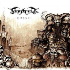 FINNTROLL - BLODSVEPT  CD  11 TRACKS HARD & HEAVY / METAL  NEU