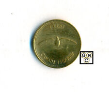 1967 Canadian One Cent Coin (OOAK)