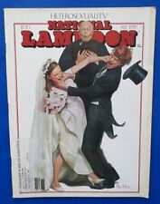 1979 Feb NATIONAL LAMPOON Magazine VGN John Hughes Gahan Wilson Sam Gross