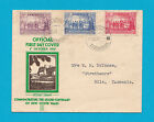 1937 Evandale Tasmania First Day Cover