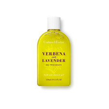New Crabtree & Evelyn 250ml Discontinued Verbena & Lavender Bath & Shower Gel