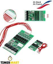 7S BMS 24V 20A Panneau de protection & équilibrage de batterie Li-ion 7 cellules