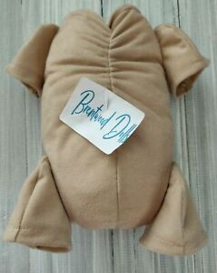 Doe Suede Reborn Doll Body~3/4 limbs~ Choose Size and Colour