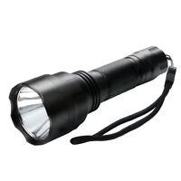 Tragbare Taschenlampe C8T6 COB LED 4 Mode 4000 Lumen Für Outdoor Camping Wandern