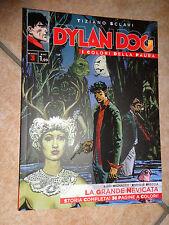 DYLAN DOG I COLORI DELLA PAURA N°3 LA GRANDE NEVICATA TIZIANO SCLAVI