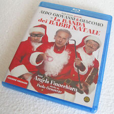 LA BANDA DEI BABBI NATALE (2010) BLU-RAY VERSIONE NOLEGGIO USATO PERFETTO